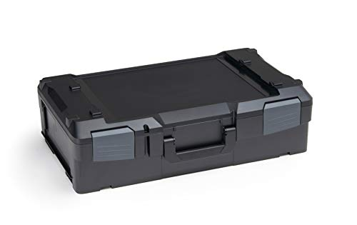 XL BOXX Werkzeugkoffer Sortimo Bosch XL-Boxx schwarz | L BOXX Koffersystem leer