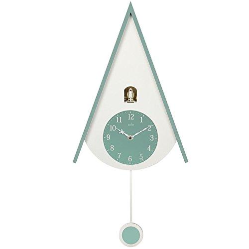 Acctim Isky - Reloj de Cuco para Colgar en la Pared con péndulo