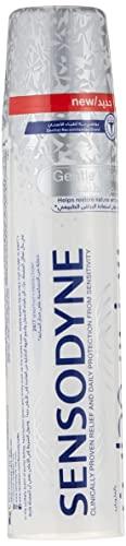 Sensodyne Daily Care Gentle Whitening Sensitive Toothpaste 100 ml Pump