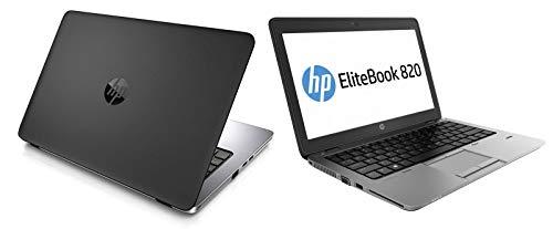 Notebook HP ELITEBOOK 820 G1 i7-4600U   RAM DDR3 8GB   SSD 256GB   Display 12.5in   Windows 10P Upgrade   No Dvd   Tastiera italiana   Grade A (Ricondizionato)