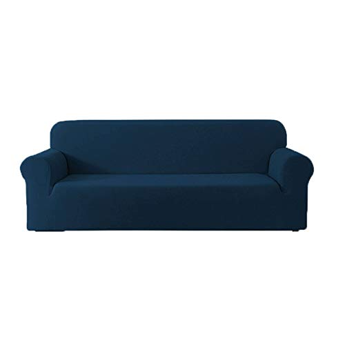 Bove Tramo Funda De Sofá, Jacquard Spandex Cubierta para Sofá 1 2 3 4 Cojines Sofá Lavable Protector De Muebles para Niños,Mascota-F-2 Seater(57-70in)