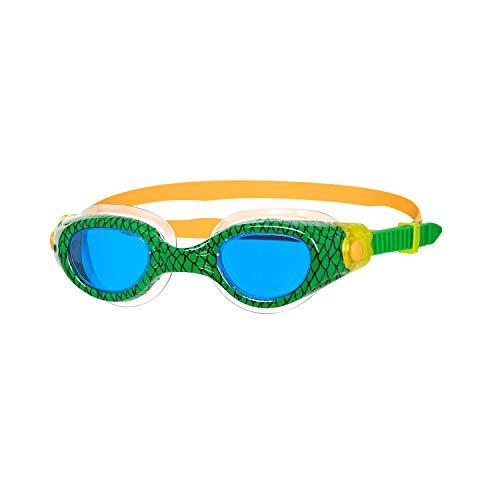 Zoggs Occhiali da Nuoto, Aquaman Goggle Gioventù Unisex, Fino a 14 Anni