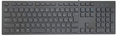 『Dell キーボード 有線 日本語配列 マルチメディア対応 ブラック KB216-BK-JP USBキーボード』のトップ画像
