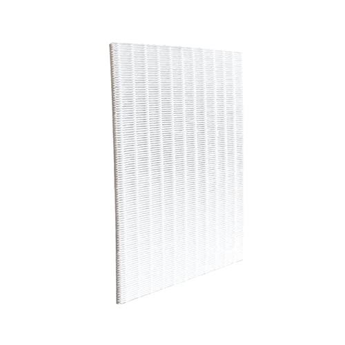 QINGJIA Elemento del filtro del filtro della depuratore della pulizia della polvere frameless del filtro Elemento elevato EPA.Filtro (Color : Ivory)