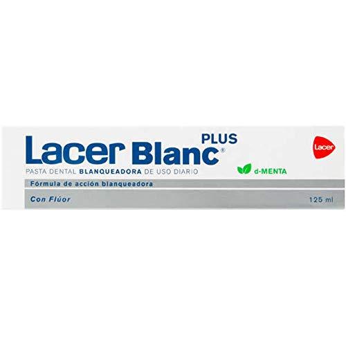 LACER Blanc Menta 125, Negro, 125 ml