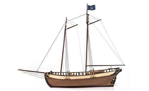 Occre Barco Polaris (Modelo de Madera para Montar) Iniciaci