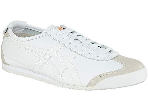 [オニツカタイガー] スニーカー メキシコ 66 [並行輸入品](24.0 cm, WHITE/White)