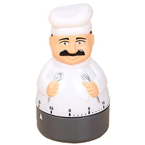 Qagazine Temporizador de cuenta regresiva de cocina Temporizador de cocina Minutos Segundos Temporizador Digital para Cocina Baño Entrenamiento Aula