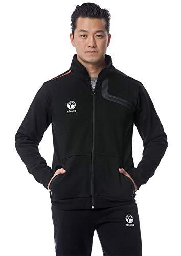 Tokaido Karate Team Jacke Athleisure schwarz Trainingsjacke (XL)