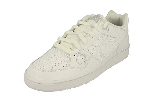 Nike Damen WMNS Son of Force Sportschuhe, Bianco (Blanco (White/White-Wolf Grey-White), 42 EU