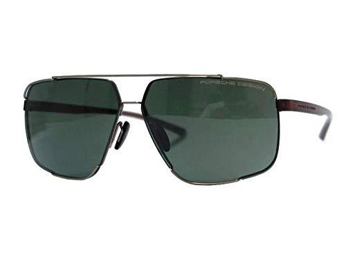 Porsche Design Sonnenbrille (P8681) Dorado La Luz De Oro 66