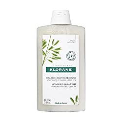 Klorane Ultra Gentle Shampoo with Oat Milk