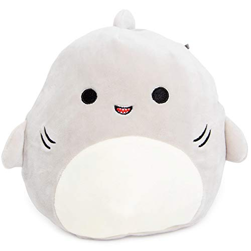 2Charms Kids Toddlers Babies (1) 8in Gordon The Shark Pillow...