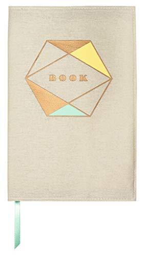 moses. Buchumschlag mit Lesebändchen   libri-x Buchhülle aus Baumwolle   Umschlag für die Lektüre   Book   Größe L