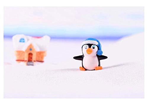JSJJAWS Imanes Nevera Imanes de frigorífico imán de refrigerador pequeño pingüino Pegatina Creativa decoración Creativa niños niños Juguetes caseros Regalo (Color : 1pcs Without Magnet)