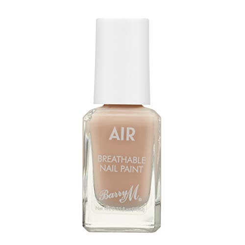 Barry M Cosmetics Air Breathable Nail Paint - Peachy