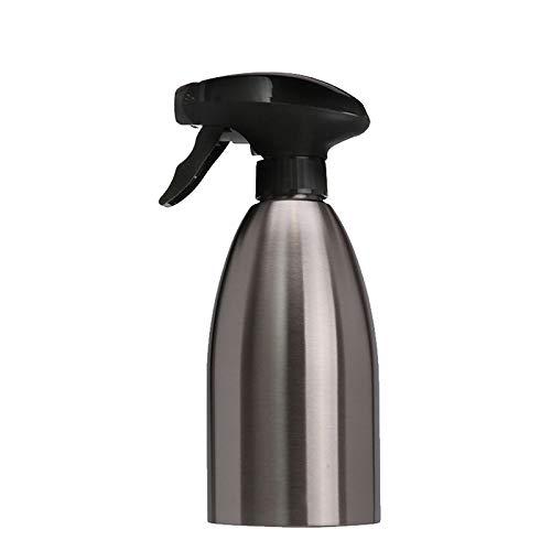 GARLIC PRESS 1Pcs Dispensador de Pulverizador de Aceite de Acero Inoxidable 304 Pulverizador Aceite Botella de Aceite 500 ML Tapones y Vertedores para Aceite para Cocinar Hornear Barbacoa