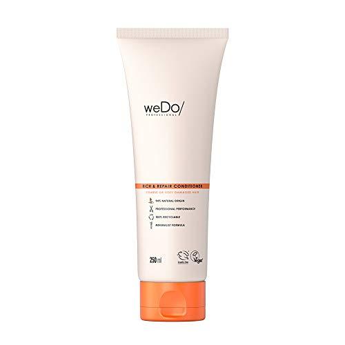 weDo/Professional Rich & Repair Conditioner gegen Haarbruch für kräftiges widerspenstiges oder sehr strapaziertes Haar 250 ml