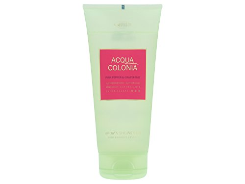 4711 Acqua Colonia pink Pepper and Grapefruit unisex, Duschgel 200 ml