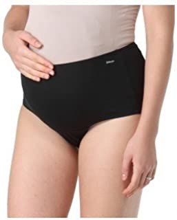 Morph Black Maternity Hygiene Panty/Maternity Panty/Pregnancy Panty/Comfortable fit throughout Pregnancy/Prevents UTI Infections