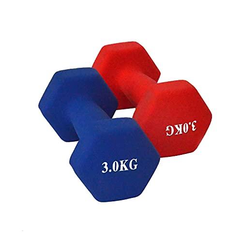 YinKuu Mancuerna hexagonal inclinada 2 piezas