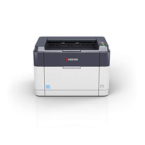 Kyocera Klimaschutz-System Ecosys FS-1061DN Monochrome-Laserdrucker. 25 Seiten A4 pro Minute. Schwarz-Weiß Drucker. USB 2.0, 1.200 dpi, Duplex