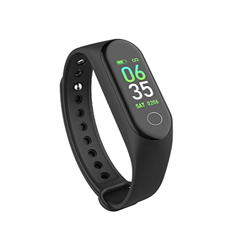 Fitness-Tracker, Smart-Armband, Pulsmesser, Schlaf-Tracker, Smart Watch, Activity Tracker mit Message Call Erinnerung Fit für iPhone Android iOS