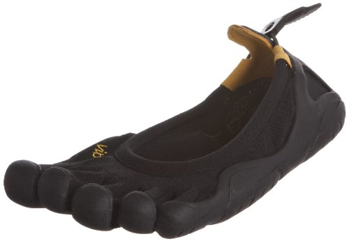 Vibram Five Fingers Women#039s Classic Shoe 40 EU/859 US Black/Black