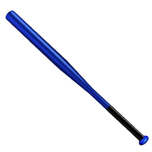 WFIT Bate De Béisbol De 21 Pulgadas De Aleación De Aluminio Grueso Palo De Béisbol Bar Ligera Bate De Béisbol Azul