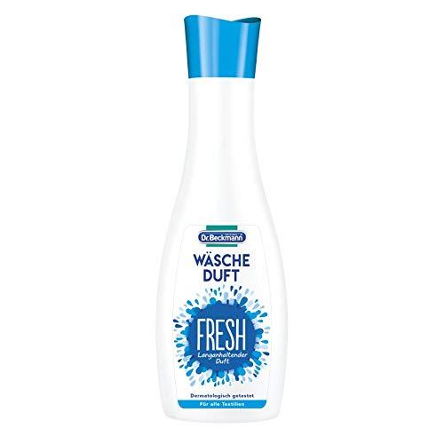Dr. Beckmann Wäscheduft Fresh, für frischen und langanhaltenden Duft, ohne Weichspüler und für alle Textilien geeignet (250 ml)