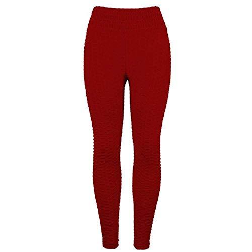 Mallas de compresión para mujer con control de barriga, pantalones de yoga, cintura alta, mallas de compresión para correr, para fitness