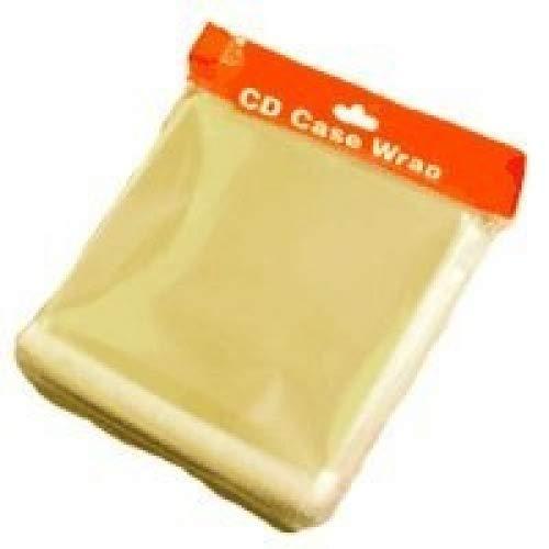 Dragon Trading® - Juego de 200 fundas para CD (5,2 mm, 200 unidades)
