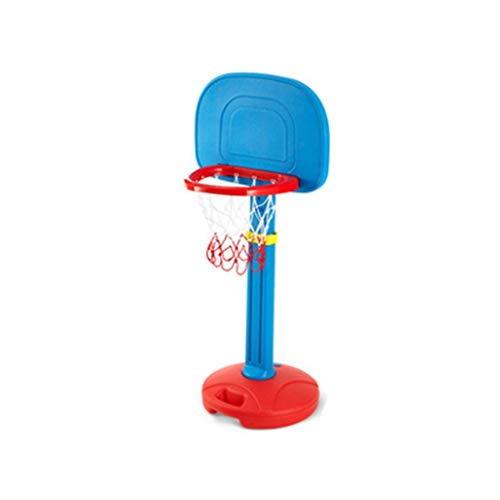 Sale!! YONGMEI Children's Basketball Stand Can Be Raised and Lowered Indoor Household Floor-Mounted ...