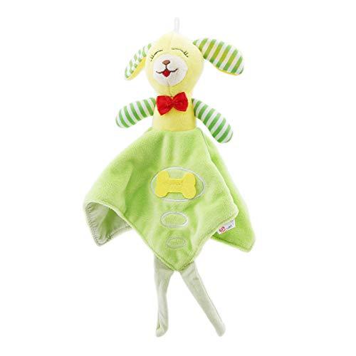 Toalla para bebé Juguete de Felpa Juguete de Felpa bebé Toalla-Perrito