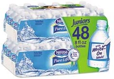Nestle Pure Life 8 oz Purified Water 48 per Carton product image