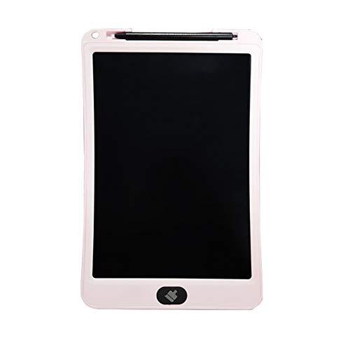 NBWS - Tableta de escritura LCD de 25,4 cm, almohadilla táctil digital resistente para niños y adultos, tablero de garabatos digital para nevera o oficina