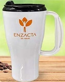 Enzacta Travel Coffee Mug