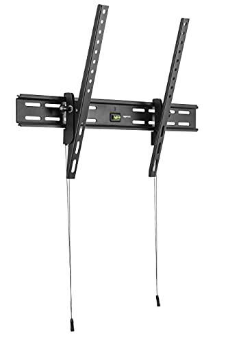 Amazon Basics - Neigbare TV-Wandhalterung, für TVs mit einer Bildschirmdiagonale von 37-80 Zoll / 94-203cm