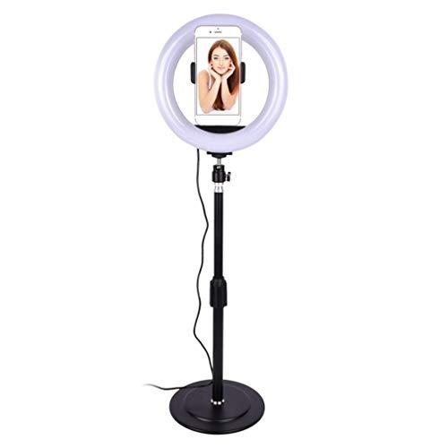 Professionelle Fotoleuchte, dimmbar, LED, Studio-Kamera, Ringlicht, Foto, Telefon, Videolampe, Selfie-Halterung