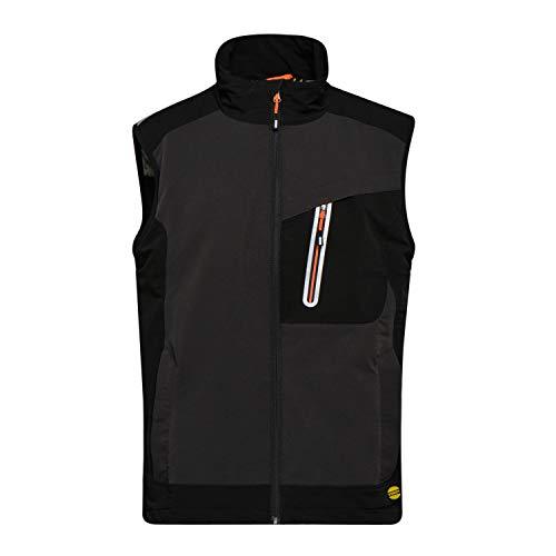 Utility Diadora - Gilet da Lavoro Vest Carbon Tech ISO 13688:2013 per Uomo (EU 4XL)