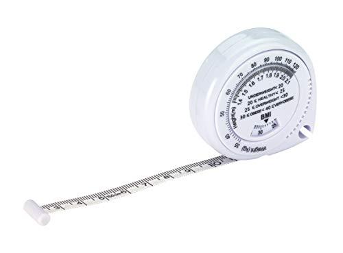 KTX7® BMI-Körpermaßband Umfangsmessband X.3