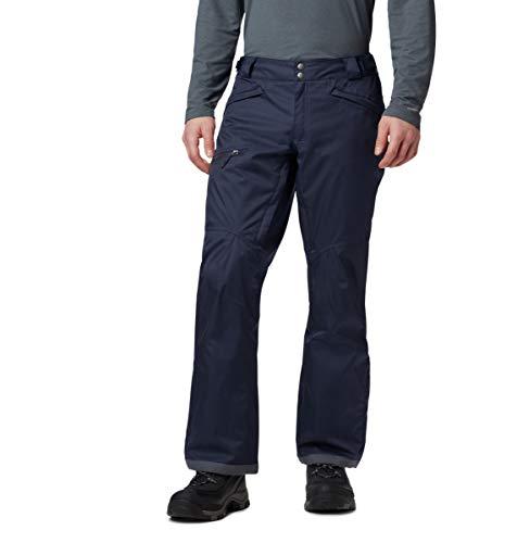 Columbia Cushman Pantalon d'écusson pour Homme Bleu Marine chiné Taille XL