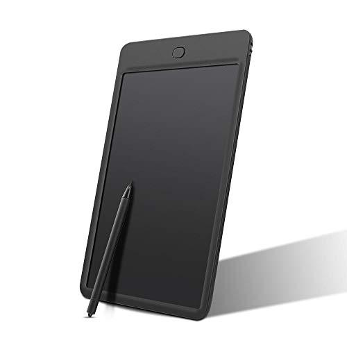 Schrijven Board voor Kinderen 10-Inch LCD Scherm Uitwisbare Digitale Grafische Tekening Tablet Handgeschreven Pad Elektronische Kladblok Kids Teken Geschenken Zwart
