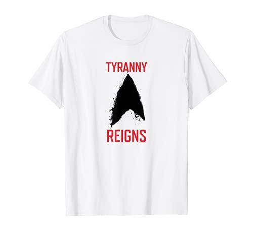 Star Trek: Das Delta des Spiegeluniversums der nächsten Generation T-Shirt