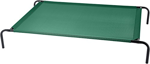 AmazonBasics Cooling Elevated Pet Bed, Extra...