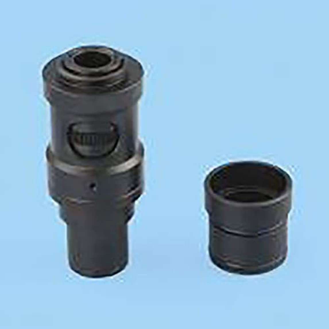 日付敬ルアー顕微鏡カメラ用 ズームアダプター HA