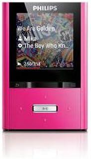 Philips GoGear MP4 Player SA2VBE04P/02 Vibe 4GB - Pink