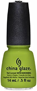 (6 Pack) CHINA GLAZE Nail Lacquer - Cirque Du Soleil Worlds Away 3D - Def Defying (並行輸入品)