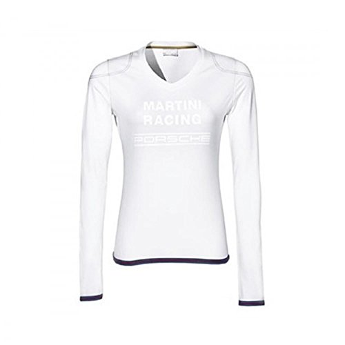 Porsche Design Ladies Long Sleeve T-Shirt White XXL White