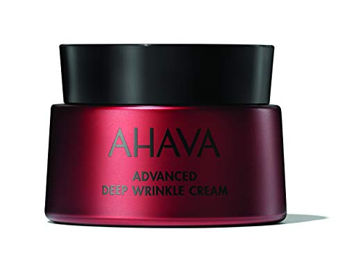 Ahava Apple of Sodom Advanced Deep Wrinkle Cream Crème de jour anti-rides avancée 50ml